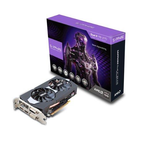 Sapphire Radeon R9 270 2GB GDDR5...