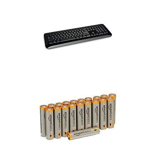 Microsoft PZ3-00006 850 Wireless Keyboard - Black