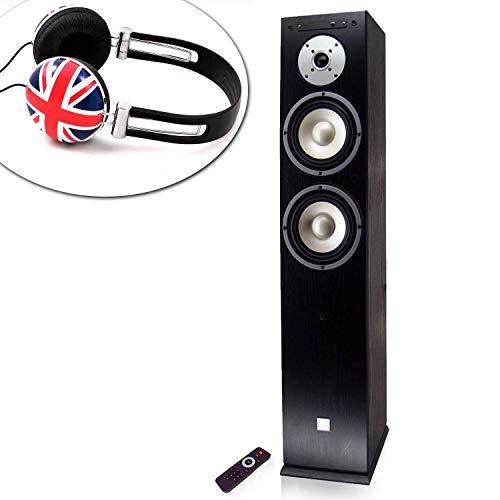 Spalte koda-Center USB/SD & Bluetooth–/60W + Kopfhörer soundlab-a081British