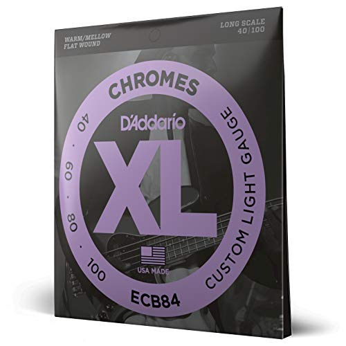 daddario chromes extra light - 4