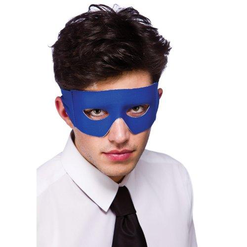 Bandit/Superhero Eyemask - Blue