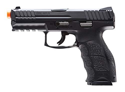 Elite Force HK Heckler & Koch VP9 6mm BB Pistol Airsoft Gun, Standard , Black