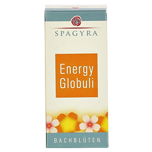 ENERGY Globuli Bachblüten 10 g