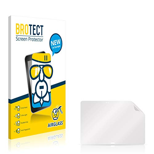 BROTECT Panzerglas Schutzfolie kompatibel mit Samsung Galaxy NotePro SM-P900 - AirGlass, extrem Kratzfest, Anti-Fingerprint, Ultra-transparent