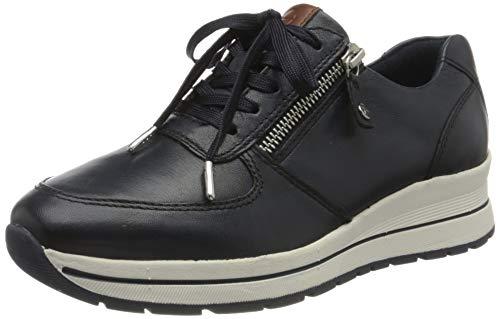 Tamaris Damen 1-1-23740-24 Sneaker, Blau (Navy 805), 37 EU