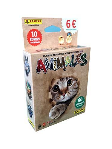 Panini- Animales 2019 Cromos (003713KBE10)