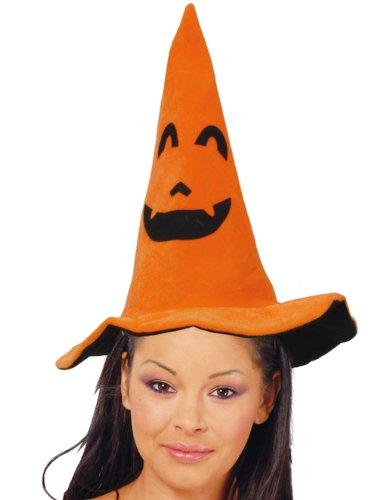 Guirca Kürbis Hut für Halloween für Erwachsene