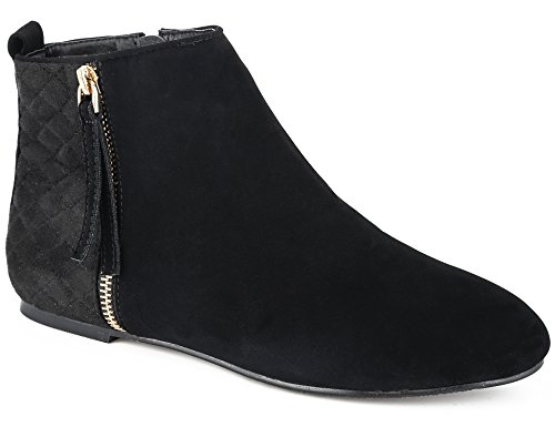 MaxMuxun Women Shoes Flats Classic Ankle Boots