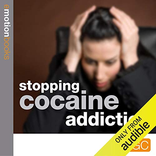 Stopping Cocaine Addiction audiobook cover art
