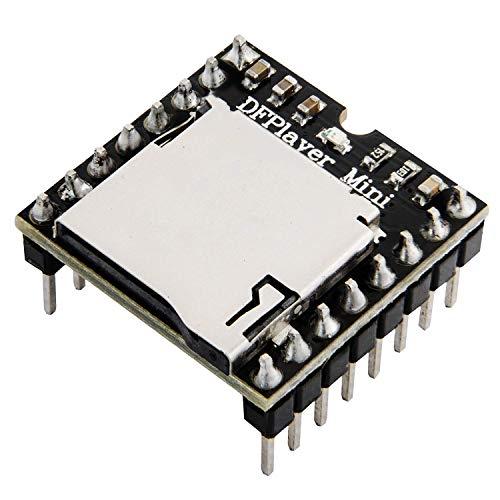 AZDelivery Mini MP3 Player DFPlayer Master Module para Arduino