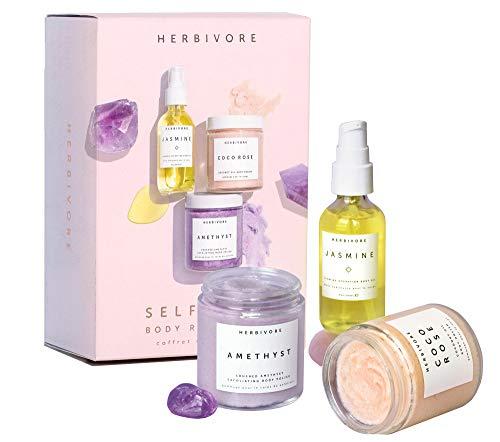 Herbivore - Natural Self Love Body Ritual Kit ($62 value)
