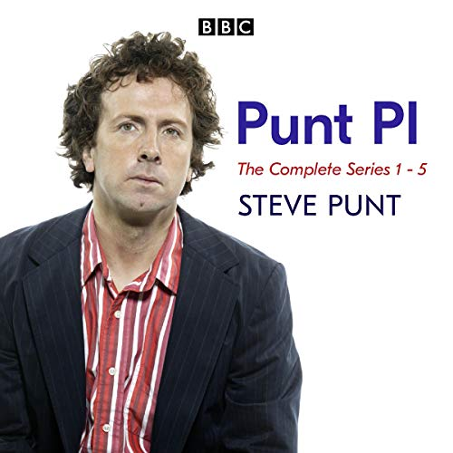 Punt, PI: Series 1-5 cover art