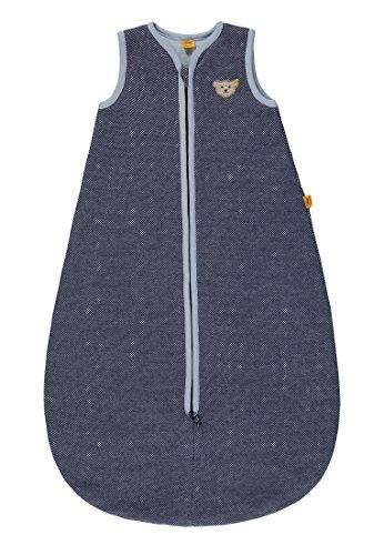 Steiff Baby-Jungen Schlafsack, Blau (original|Multicolored 0004), 74 (Herstellergröße: L 90)