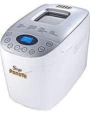 Sirge Automatische en digitale broodbakmachine voor brood met 15 panate-programma's.