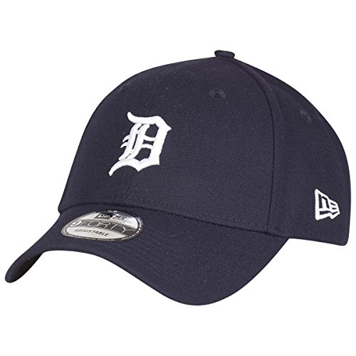 New Era Detroit Tigers 9FORTY Cap - The League HM 18 - Navy - One-Size