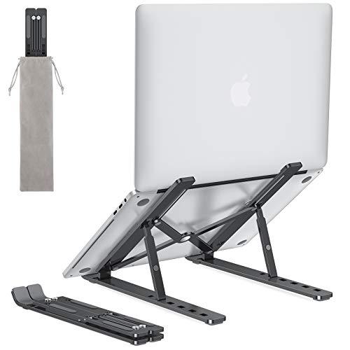 omoton la02 tragbarer laptop stander