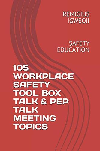 105 WORKPLACE SAFETY TOOL BOX TALK  Maryland
