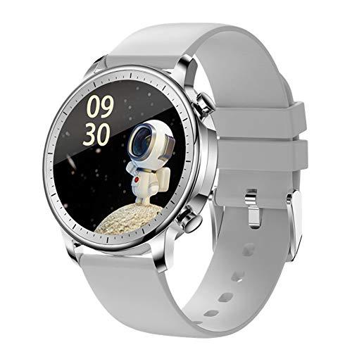 AEF Smartwatch Mujer, Reloj Inteligente Impermeable 67, Monitor de Sueño, 7 Modos de Deportes, Notificaciones Inteligentes, Reloj Deportivo Mujer para Android iOS,3