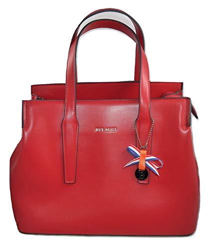 Bulaggi Red Beatrix Shopper - Borsa a tracolla media da donna