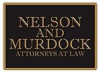 2個 ローコーヒーハウスまたは家の壁の装飾スタイルの金属錫サイン8X12インチのネルソン&マードック弁護士