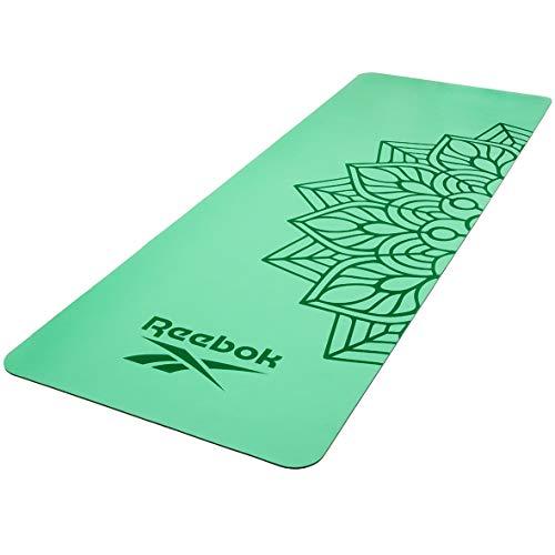 Reebok Estera de yoga de caucho natural - 3.2mm