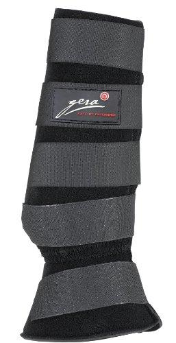 Gera 1099 Meditex, Transportgamasche, hinten, Universalgröße, schwarz, paarweise