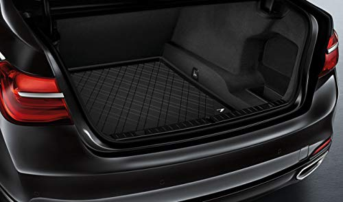 BMW Genuine Fitted Luggage Compartment Boot Trunk Mat Liner Black 51472365435