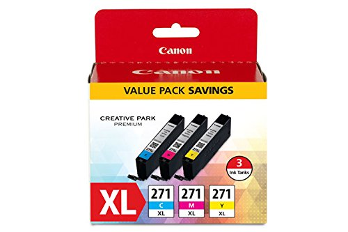CNM0337C005 - Canon 0337C005 CLI-271XL High-Yield Ink