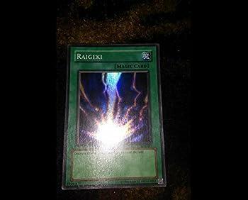 Yu-Gi-Oh! - Raigeki Unlimited Edition LOB-053 Super Rare Legend of Blue Eyes White Dragon