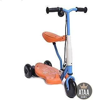 ATAA Triciclo Patinete eléctrico para niños Chick batería