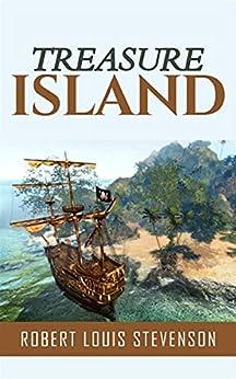 treasure island by robert louis stevenson(illustrated) (English Edition) par [Robert Louis Stevenson]