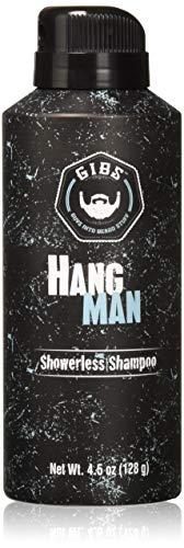 GIBS Grooming Hang Man Dry Shampoo, Deep Cleansing & Nourishing Hair Spray, Leaves Healthy &...