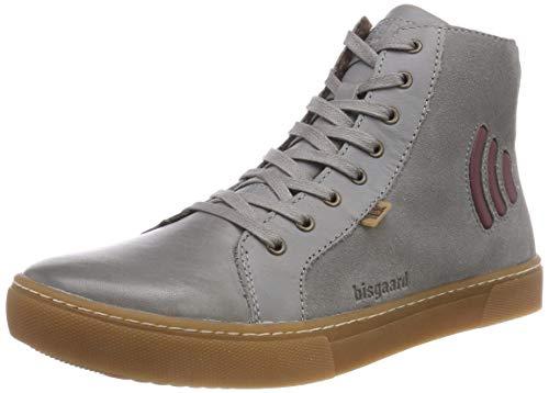 Bisgaard Unisex-Kinder 63102218 Hohe Sneaker, Grau (429 Grey), 33 EU