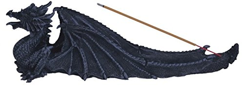 StealStreet SS-G-71196 Incense Burner Dragon Collection Aromatherapy Decoration Collectible