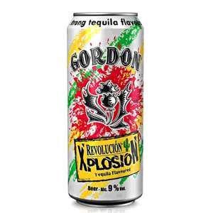Gordon'S - Gordon revolución xplosión cerveza rubia con tequila lata 50 cl