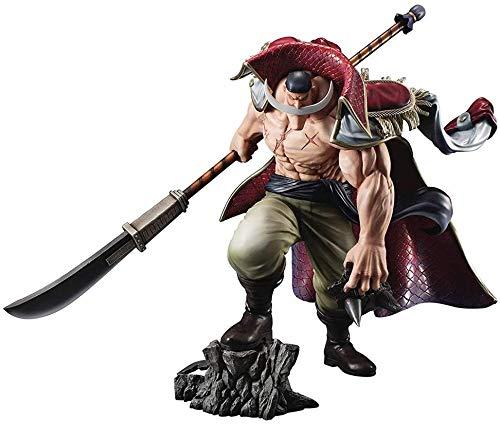 CSXN Onepiece Portrait of Pirates: Neomaximale Whitebeard PVC-Figur - Hoch 11,8 Zoll