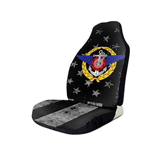 Fantastic Prices! Royal Thai Armed Forces Car Seat Covers for Vehicles Universal 3D Printing Car Sea...
