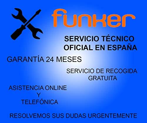 Pulsera Actividad Pulsómetro Impermeable (IP67) FP5 Funker PULSE FITNESS.