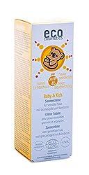 Mineralische Sonnencreme für das Baby - der sanfte Schutz.