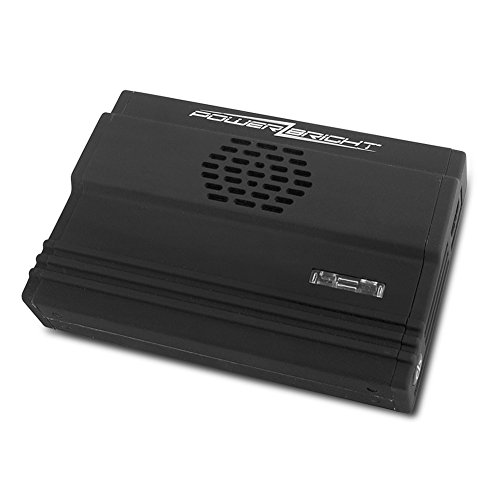 PowerBright XR175-12 Ultra-Slim 175W Power Inverter for Car