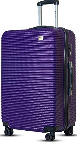 Valise Mixte adulte Noir Black 2019 24 Medium ATX Luggage ABS-837