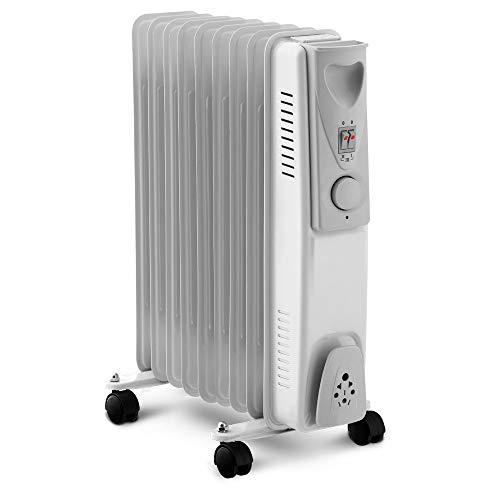 Radiateur bain d huile 2000W 9 élements Warm Tech