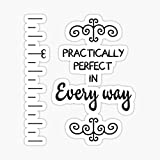 Mary Poppins Sticker - Sticker Graphic -...