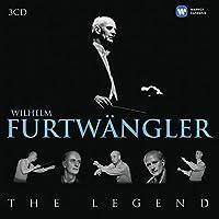 Wilhelm Furtwangler: The Legend - Studio Recordings, 1949 - 54 (2011-05-17)