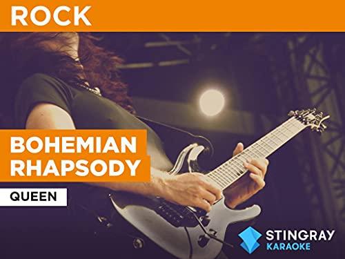 Bohemian Rhapsody in the Style of Queen