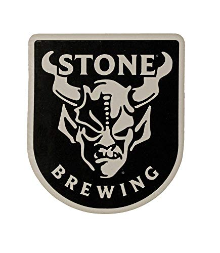 Stone Brewing Headlock Sticker