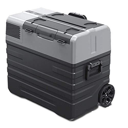 SHKUU Refrigerador de Coche Trolley Case Portable Mobile Freezerye para Carsds
