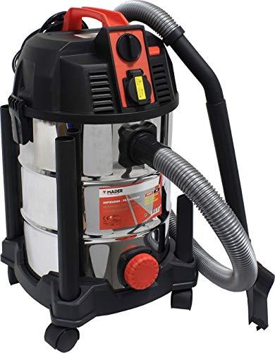 Mader Power Tools 63352 Aspirador Polvo Liquidos Inox