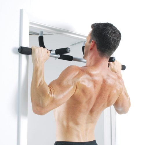Product Image 4: Iron Gym Total Upper Body Workout Bar
