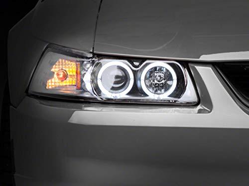 03 mustang halo headlights - 3